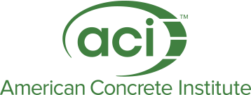 We are members of the American Concrete Institute